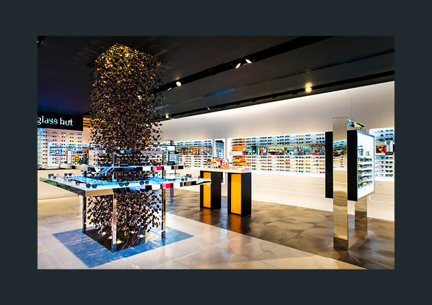 360° flagship store design